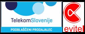 Evitel Telekom logo | Ptuj | Supernova Qlandia