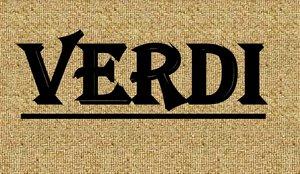 Verdi logo | Ptuj | Supernova Qlandia